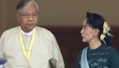 Suu Kyi given Myanmar cabinet position