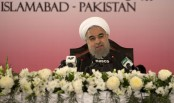 Iran's president says he wants to resolve Saudi tensions