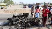 22 dead in Yemen triple suicide bombings