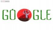 Google doodle on Bangladesh Independence Day