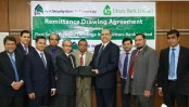 FSIBL exchanged drawing agreement with Uttara bank limited