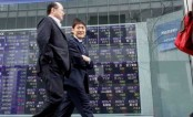 Asian investors tread carefully ahead of Yellen speech