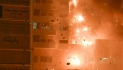 Ajman building fire victims fear they 'lost everything'