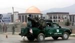 Taliban fire rockets at Afghan parliament