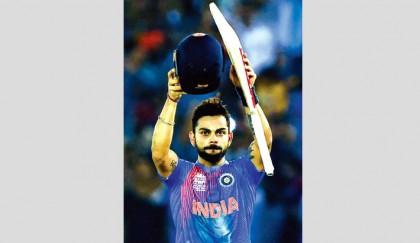 Australia praises World T20's 'Kohli show'
