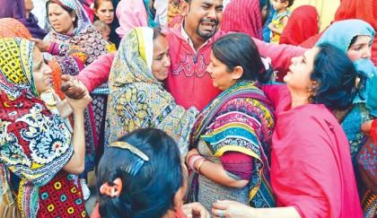 Pakistan mourns Lahore victims