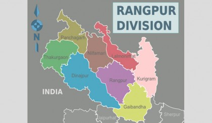 Road repairing work opens in Rangpur