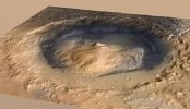 Mile-high Mars mounds built by wind and climate change