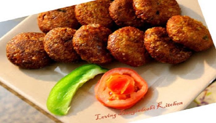 Recipe: Fish Shami Kabab