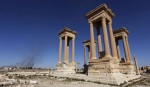 Mass grave of IS victims found in Palmyra