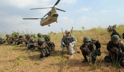 US, Philippines hold war games as China flexes muscles