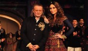 LFW finale: Kareena turns regal for Rohit Bal