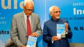 'Safeguarding India' : a book by NN Vohra