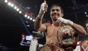 Boxing vintage Pacquiao wins farewell fight