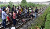 Two killed under train in capital