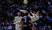 Ronaldo sets another La Liga goal record as Real Madrid thrash Eibar