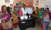 Distressed Children & Infants Intl. celebrate World Health Day