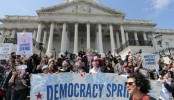 Hundreds of Protesters Arrested at US Capitol