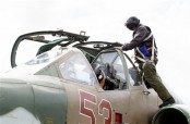 Russian helicopter crashes in Syria, 2 dead