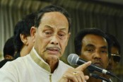 We become a domestic opposition organisation: Ershad