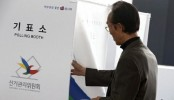 S Korea votes in parliamentary elections