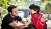 Ayaan is obsessed with superheroes: Emraan