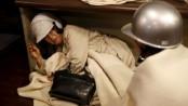 Powerful new tremor hits Japan, tsunami warning lifted