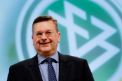German federation chooses new president in wake of scandal