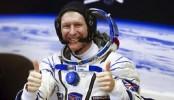 British astronaut all set to run London Marathon from space