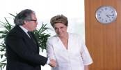 Rival camps reflect Brazil's divide amid impeachment