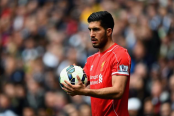 Liverpool midfielder Emre Can out for 4-6 weeks