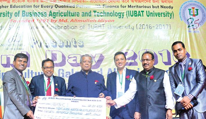 IUBAT celebrates alumni day