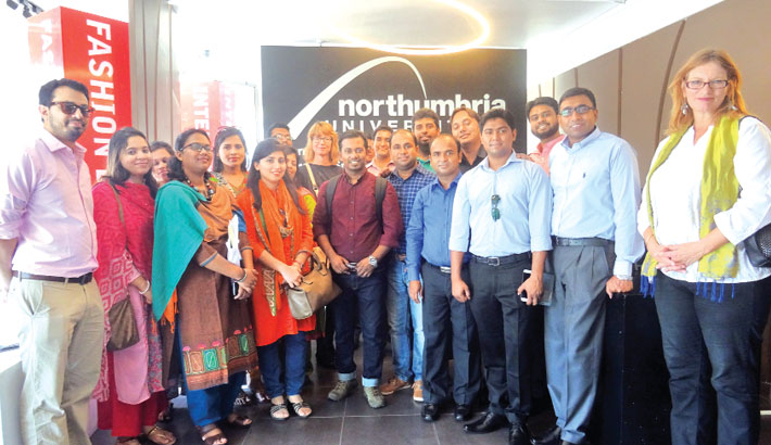 BUFT researchers visit Sri Lanka