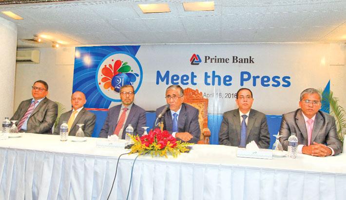 Prime Bank plays unique role for promoting trade, commerce, enterprises
