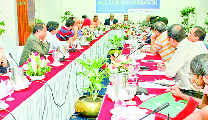 Bangladesh still at primary level in tourism