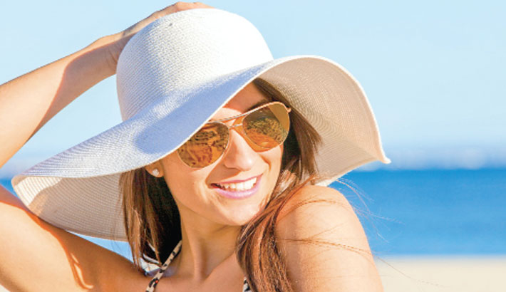 Protect Your Skin and Eyes in the Sun