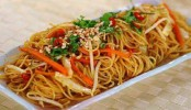 Recipe: Fried tom yam spaghetti