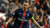 Ibrahimovic leads PSG to huge win