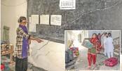 SNC students start vacating risky hall