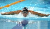 Phelps clinches second title in Japan