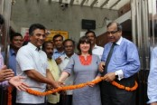 DNCC opens 2 public toilets in city