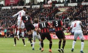 Liverpool's Sturridge climbs high to secure win at Bournemouth