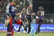 Injured KKR allrounder Hastings out of rest of IPL