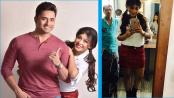 Misty Zannat in Indo-Bangla joint venture 'Tui Amar Rani'