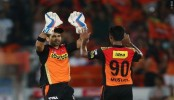 Mustafizur's Sunrisers register first win in Vivo IPL