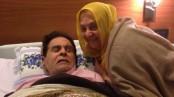 Veteran Actor Dilip Kumar recovering well, say doctors