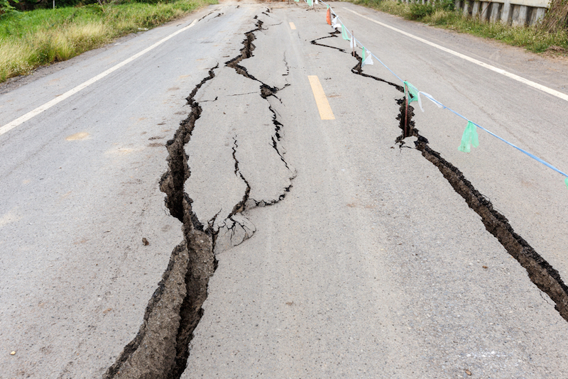 New study discovers way to forecast earthquakes
