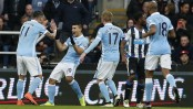 Man City hold draw with Newcastle
