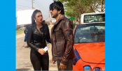 Nirab passing busy hours with shooting of 'Game Returns'