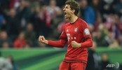 Mueller takes Bayern in German Cup final